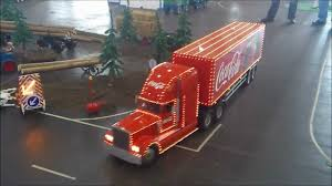 coca cola rc truck 1 8 euromodell bremen 2012