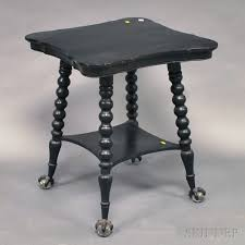 claw foot table with glass balls in the claw victorian ebonized oak parlor table with glass ball and claw feet