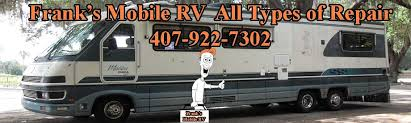 Mobile Rv Awning Replacement Frank U0027s Mobile Rv Repair Home
