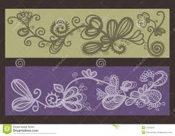 floral sketches stock vector image 47083052