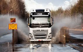 volvo big rig dealership volvo unveils new fh series truck truck trend news