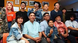underdogs the film banjir tawaran film young lex pilih the underdogs celeb bintang com