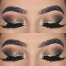 henna eye makeup 21 insanely beautiful makeup ideas for prom gold eye makeup