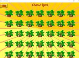 windows 10 match 3 puzzle game app flower garden