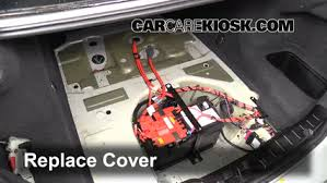 bmw 520i battery location battery replacement 2010 2016 bmw 528i 2011 bmw 528i 3 0l 6 cyl