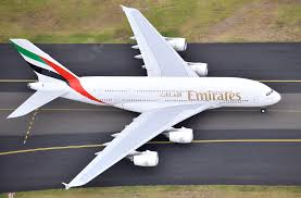 emirates profits drop by more than 80 in the past year