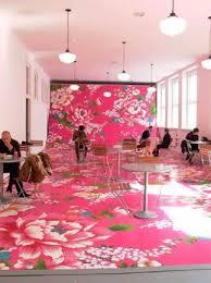 susan cadd floral textile print floral idea