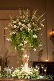 Silk Flower Wedding Centerpieces by 37 Best Flowers For Tall Vases Images On Pinterest Flower