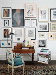 How To Design A Gallery Wall by Facebook