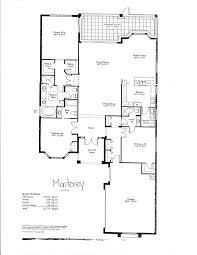 outdoor living house plans modern designs pool floor large spaces