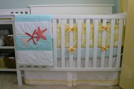 Seashell Crib Bedding Tatum S Nursery Project Nursery