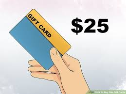 gas gift card 3 ways to buy gas gift cards wikihow