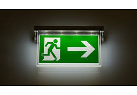 Emergency Lighting Fixture Testing Emergency Lighting Can Be Laborious So Let It Test Itself