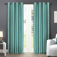 Blue Green Curtains Blue Curtains Drapes For Less Overstock