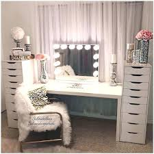 Bedroom Vanity Lights Modern Makeup Vanity With Lights Bedroom Vanities Design Ideas