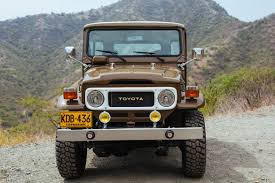 classic toyota land cruiser building a classic toyota fj 40 gearminded