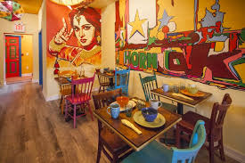cafe interior design india a first look at chaat and chai south philly s new indian restaurant