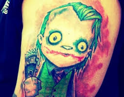 tattoo pictures joker top 10 joker tattoo designs