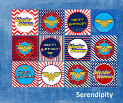 woman cupcake toppers diy instant serendipityplanning