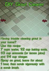 Cleaning Grout With Vinegar Household Floor Grout Cleaner Ingredients 7 C Water 1 2 C