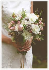 wedding flowers ny this bridal bouquet recipe silver brunia dahlia snowberry