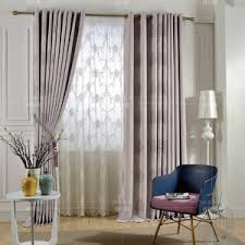 Purple Curtains For Living Room White And Blue Botanical Print Burlap Country Curtains For Living Room