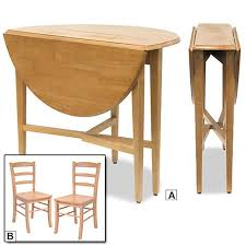Kitchen Folding Table And Chairs - lovable table with folding sides awesome kitchen folding table and