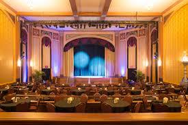 Photo Art Deco Classic Art Deco Theater Is Reborn With Renkus Heinz