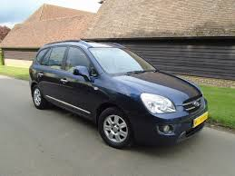 kia carens 2007 2l manual diesel great value 7 seater in
