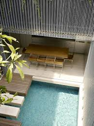 Small Pool House Designs Architecture Wonderful Contemporary Residence Design With Modern