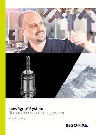 Catalog High Quality Toolholding Systems Rego Fix