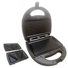 Toaster Sandwich Maker Buy Russell Hobbs 750w 2 In 1 Sandwich Maker Rst750m2 Sandwich