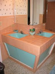 Bathroom Ideas Vintage Colors 483 Best Rooms With Baths Vintage 20s 30s 40s 50s Images On