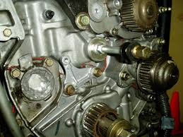 h22 auto tensioner to manual tensioner install picture intesive