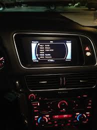 Audi Q5 60k Service - backup reverse camera install for non mmi concert symphony