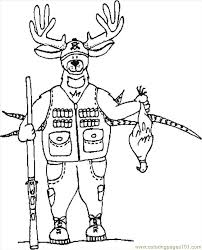 deer pictures to print kids coloring