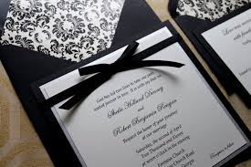 wedding invitations black and white wedding invitations black and white black white wedding