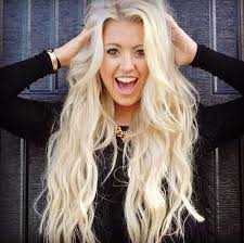 hairstyles for long hair blonde natural color for gray hair best hair style