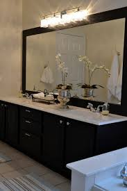 Painted Vanities Bathrooms Remodelaholic Best Paint Colors For Your Home Black Bathroom