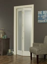 Glass Bifold Closet Doors Bifold Closet Doors With Frosted Glass