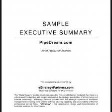 executive brief writing examples of summaries mughals