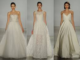 amsale wedding dresses for sale amsale wedding dresses are big on texture for fall 2015