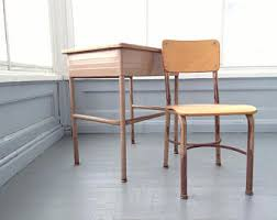 vintage kids desk childrens desk kids desk and chair