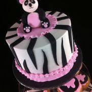 panda baby shower cake 17 cakes cakesdecor