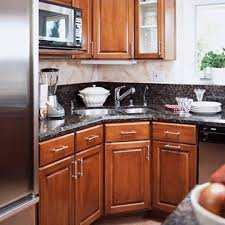 corner kitchen sink ideas kitchen designs with corner sinks a better corner kitchen sink