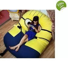 bean bag sofa bed despicable me minion sofa bed beanbag