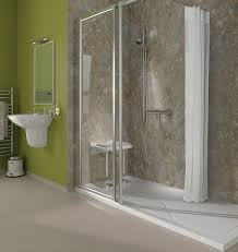 walk in showers ahm installations
