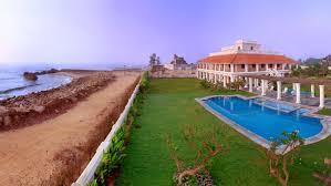 the bungalow on the beach tranquebar hotels nagapattinam hotels