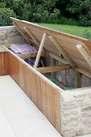 Garden Storage Bench Build by Best 25 Seat Storage Ideas On Pinterest Bay Window Seats