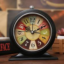 Small Clock For Desk Online Buy Wholesale Small Desk Clock From China Small Desk Clock